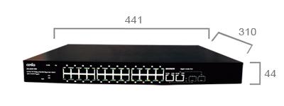 CS-2224-24P